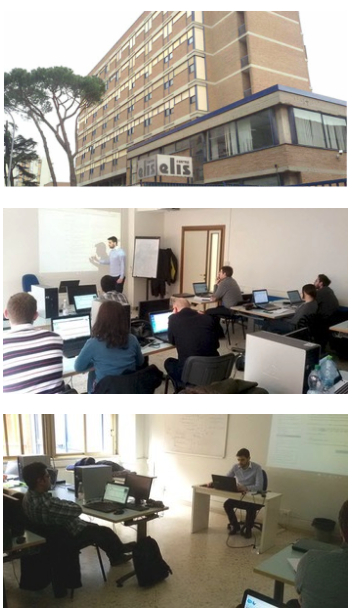 Salesforce development training - Elis School in Rome