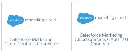 einstein marketing analytics - salesforce connectors